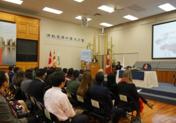 A New Chapter for Immigrants: the Citizenship Ceremony